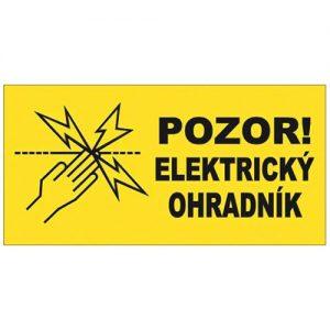 Elektrické ohradníky